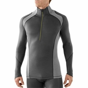 SmartWool Lightweight Zip T Base Layer - Men's