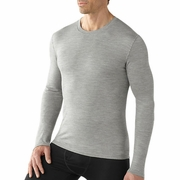 SmartWool Microweight Crew Base Layer - Men's