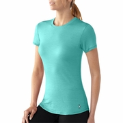 SmartWool Microweight Tee Base Layer - Women's
