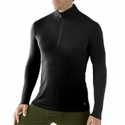 SmartWool Microweight Zip T Baselayer - Men's