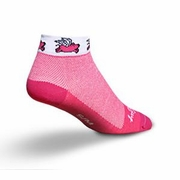 SockGuy Flying Pig Sock - Women's