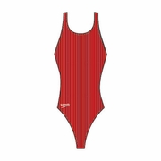 Speedo Aquablade Recordbreaker Back Swimsuit - Girl's