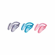 Speedo Assorted Silicone Swimming Nose Clips