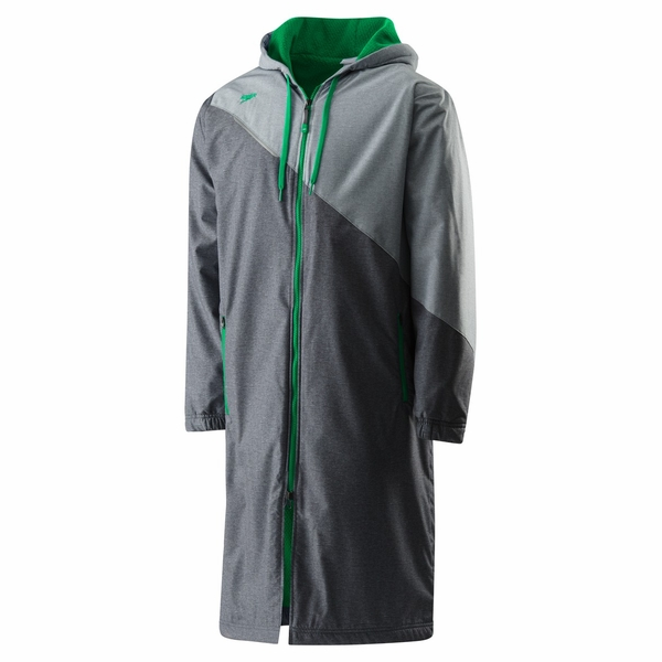 Speedo Color Block Swim Parka - Backed by a 100% Satisfaction ...