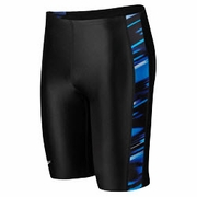 Speedo Fractal Point Spliced Swim Jammer - Men's