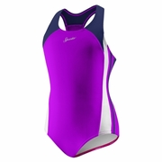 Speedo Infinity Splice Swimsuit - Girl's