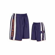 Speedo Lifeguard Piped Swim Trunks - Men's