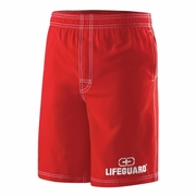 Speedo Lifeguard Volley Swim Trunks - Men's