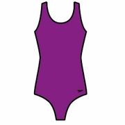 Speedo Moderate Ultra Back Long Swimsuit - Women's