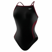 Speedo Rapid Splice Energy Back Swimsuit - Girl's