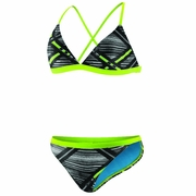 Speedo Ready Zip 2-Piece Swimsuit - Women's