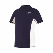 Speedo Short Sleeve Rash Guard - Kid's