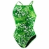 Speedo Snake Bit Splash Back Swimsuit - Women's