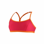 Speedo Solid Keyhole Swimsuit Top - Women's