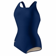 Speedo Solid Ultra Back Conservative Plus Swimsuit - Women's