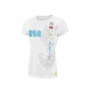 Speedo Team Coughlin Jersey Short Sleeve Tee - Women's