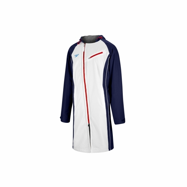 Speedo Team USA Swim Parka - Backed by a 100% Satisfaction ...