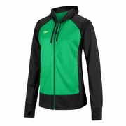 Speedo Team Zip Front Hoodie Warm-Up Jacket - Women's
