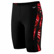 Speedo Vortex Spliced Swim Jammer - Boy's