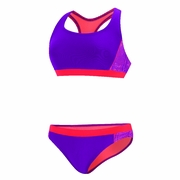 Speedo Watergrid Splice Bikini 2-Piece Swimsuit - Women's