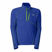 The North Face Impulse Active 1/4 Zip Long Sleeve Running Top - Men's