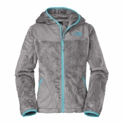 The North Face Oso Hooded Fleece Jacket - Girl's