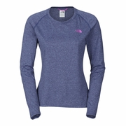 The North Face Reaxion Amp Long Sleeve Workout Shirt - Women's