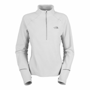 The North Face TKA 80 Hybrid 1/2 Zip Running Top - Women's