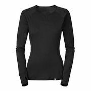 The North Face Warm Crew Neck Hangar Grey Long Sleeve Baselayer - Women's