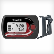 Timex Digital 7-Day Memory Pocket Pedometer