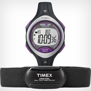 Timex Ironman Road Trainer Mid-Size Heart Rate Monitor