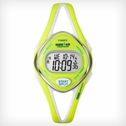 Timex Ironman Sleek 50-Lap Mid-Size Fitness Watch