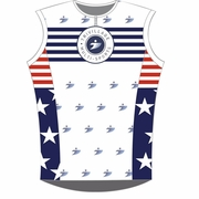 TriVillage Multi-Sports USA Triathlon Top - Men's