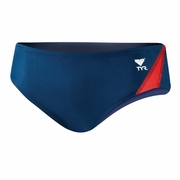 TYR Alliance Splice Racer Swim Brief - Men's