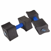 TYR Aquatic Resistance Water Dumbbell