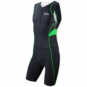 TYR Competitor Front Zipper Triathlon Suit - Men's