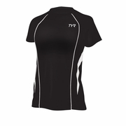 TYR Competitor Short Sleeve Triathlon Top - Women's
