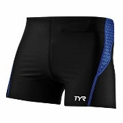 TYR Competitor Triathlon Boxer Short - Men's
