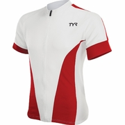 TYR Competitor VLO Short Sleeve Cycling Jersey - Men's