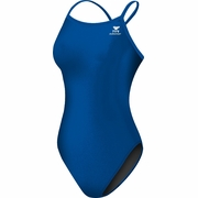 TYR Durafast Elite Solid Diamondfit Swimsuit - Girl's