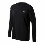 TYR Durafast Lite Long Sleeve Rash Guard - Men's