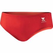 TYR Durafast Solid Racer Swim Brief - Men's