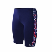 TYR Fish Splice Swim Jammer - Men's
