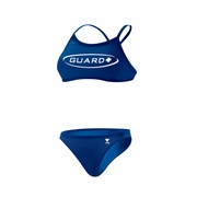 TYR Guard Diamonback Workout Bikini Swimsuit - Women's