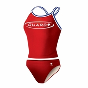 TYR Guard Dimaxback Tankini Swimsuit - Women's