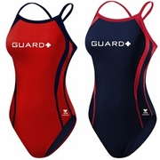 TYR Guard Splice Diamondback Swimsuit - Women's