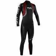 TYR Hurricane Category 5 Triathlon Wetsuit - Women's