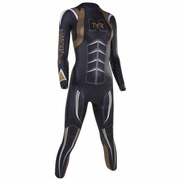 TYR Hurricane Freak of Nature Fullsleeve Triathlon Wetsuit - Women's - Refurbished - Size S/M