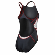 TYR Ironman Thin Strap Reversible 1 Piece Triathlon Swimsuit - Women's