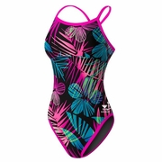 TYR Safari Reversible Contour Cup Diamondfit Swimsuit - Women's